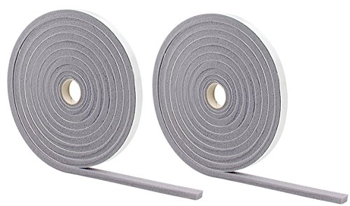 Open-Cell Foam Weatherstrip Tape by M-D Building Products