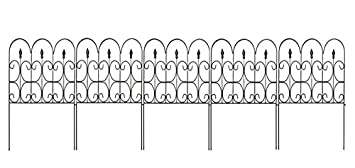 Amazoncom Amagabeli Decorative Garden Fence 32 inch x 2 ft x 5