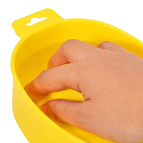 DEESEENail ArtPortable Manicure Tools Nail Art Soak Bowl Off