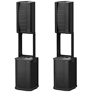 sound system subwoofer. bose f1 model 812 | flexible array dual system loudspeaker and subwoofer sound