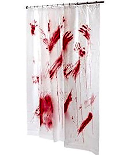 Bloody Shower Curtain 70