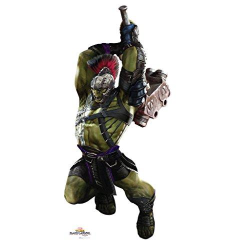 Hulk - Thor: Ragnarok (2017 Film) - Advanced Graphics Life Size Cardboard Standup