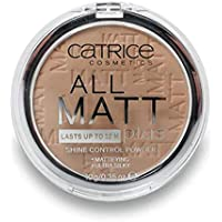 Catrice All Matt Plus Shine Control Powder 025 Sand Beige - 79333 , 10g
