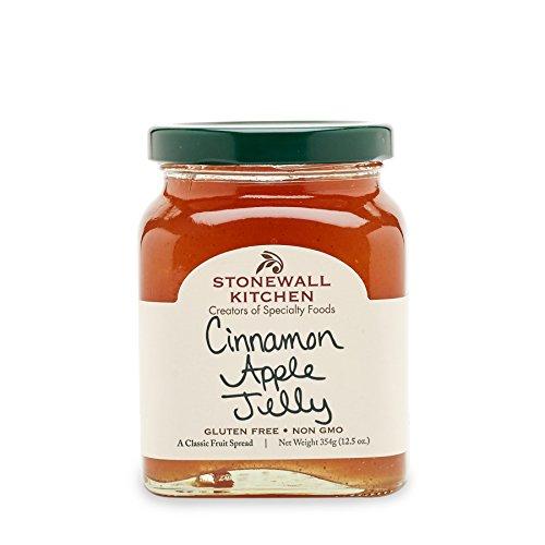 Granny Apple Pie - Stonewall Kitchen Jelly, Cinnamon Apple, 13 Ounce