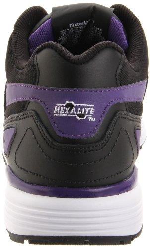 discount enjoy Reebok Hexa-lator Sneaker Black/Rich Purple/White low cost online cheap sale choice vaAPD0wc