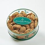 【ホノルルクッキー】 チョコレートチップ マカダミアミニビッツ ラウンドコンテイナー 12oz 並行輸入品