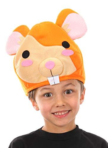 elope Plush Hamster Hat