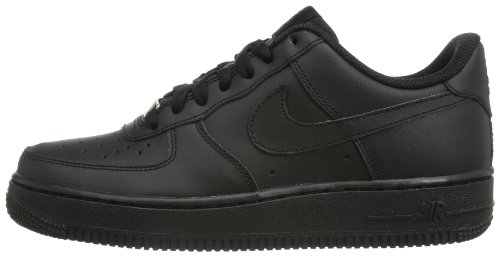 Nike Enfant 314192 black Basses black Noir 1 air 2 Mixte black Force rr0qOH6