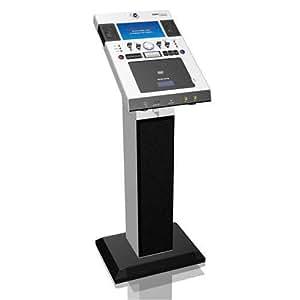 Singing Machine Karaoke System SMD-572 Pedestal DVD/CDG
