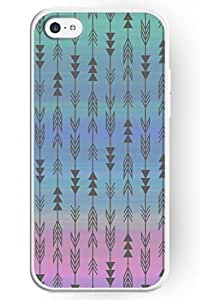 iPhone 5c Case for Girls Cute and Cheap -- Arrow in Rainbow Color