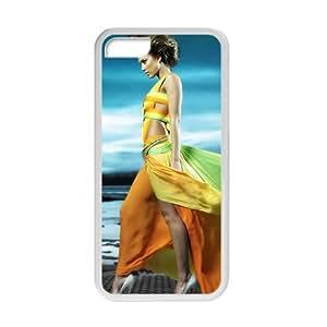 Jessica Biel Design Pesonalized Creative Phone Case For Iphone 5C