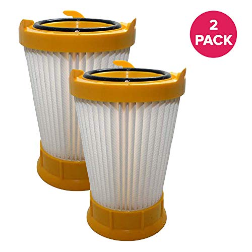 Think Crucial 2 Replacement for Eureka DCF-2 Filter Fits Vic