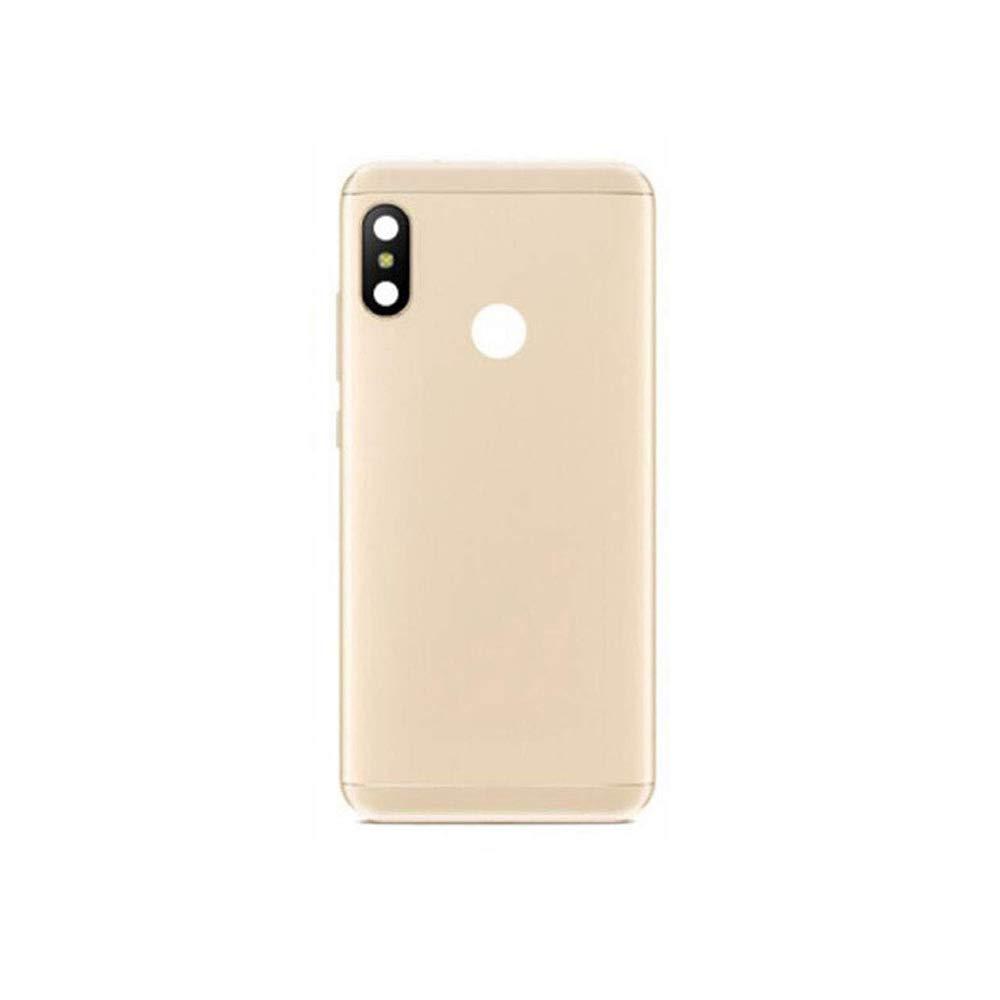 Amazon.com: JayTong - Carcasa trasera para Xiaomi Redmi 6 ...