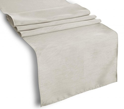 creative-13x-90-classic-solid-table-top-runner-ivory