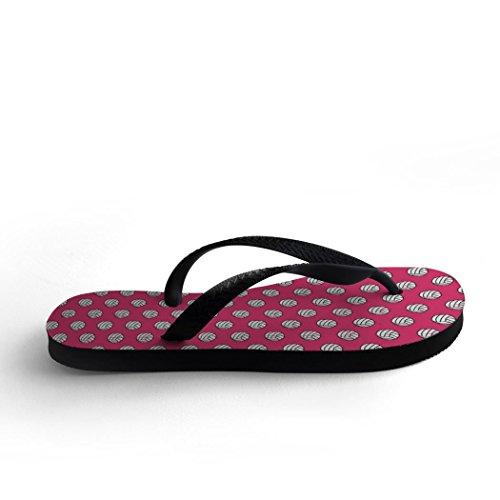 Volleyboll Flip Flops Volley Pink