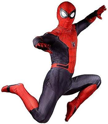 Hero-costume Traje De Spiderman Far from Home Nino Disfraz ...