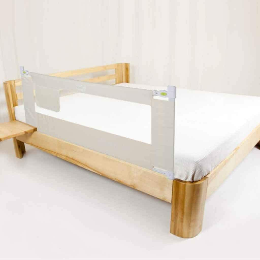 - Bed Rail Baby, Portable Folding Bed Guard Kids Child Toddlers