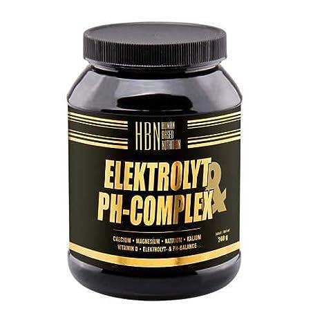 Peak HBN Elektrolyt & pH-Complex 240 Kapseln: Amazon.de ...
