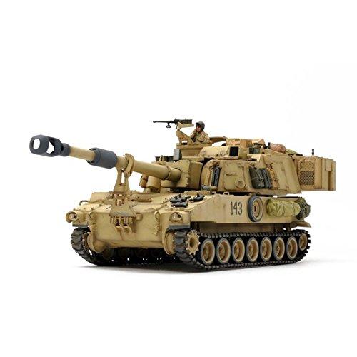 Tamiya 1/35 M109A6 Paladin US Self-Propelled -