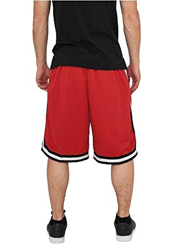 10 Stripes Redblkwht en nbsp;Pantalones Classics Mesh nbsp;– Urban nbsp;colores cortos n0BpaSwwq