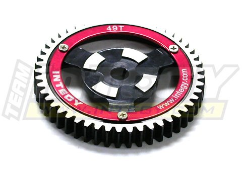 Integy RC Model Hop-ups T7095 Steel Spur Gear for HPI Savage-X, 21 & 25 - Spur Gear Hpi