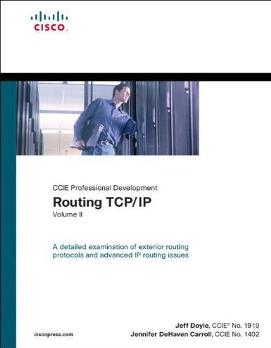 (Routing TCP/IP (CCIE Professional Development): Volume 2 by Doyle. Jeff ( 2001 ) Hardcover)