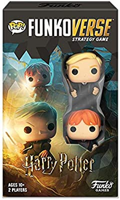 Juego de Mesa Funkoverse 2 Jugadores (Castellano) - Harry Potter: Amazon.es: Juguetes y juegos