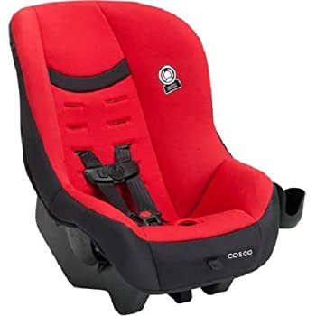 cosco scenera next convertible car seat with cup holder candy apple red baby. Black Bedroom Furniture Sets. Home Design Ideas