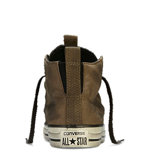 S Unisex Converse Textile Zapatillas Mid Gore Adulto Varvatos Marrón A CwRq0w5