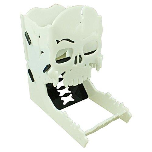 Skull Dice Tower Kit (1) (Skull Tower)