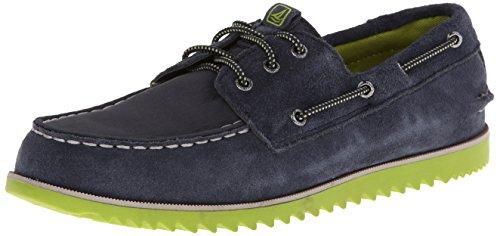 - Sperry Top-Sider Razor Boat Shoe (Little Kid/Big Kid),Navy/Lime,12.5 M US Little Kid