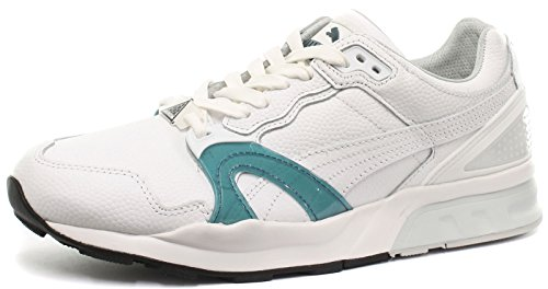 Puma XT2+ Texturised White Mens Sneakers, Size 9.5