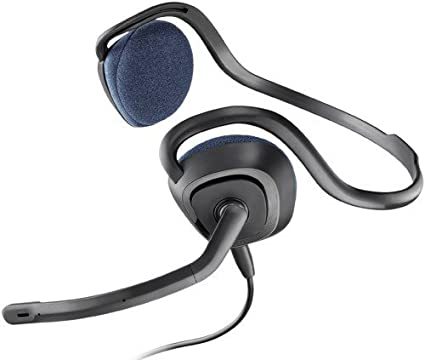 Plantronics Audio 648 Cuffie da nuca Headset