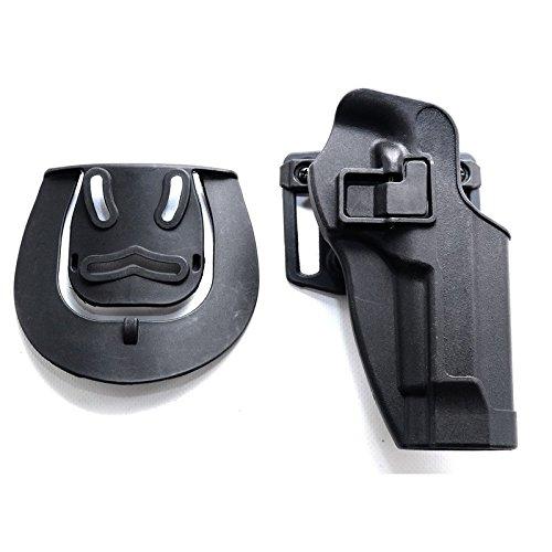 4 opinioni per Fondina Rigida CQC Tipo Serpa per Beretta 92FS- Nero