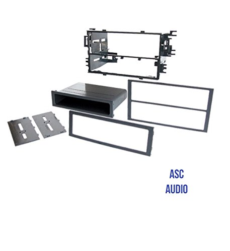 ASC Audio Car Stereo Dash Kit for installing a Radio for Acura: 1996-1999 CL, 1990-2001 Integra, 1990-1996 Legend, 1992-1994 Vigor Acura Cl Vigor Legend