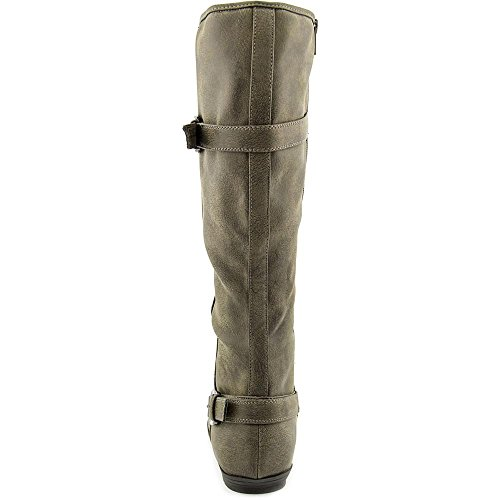 Cliffs by White Mountain Womens Finalist Riding Boot Stone y2NS2HMjs