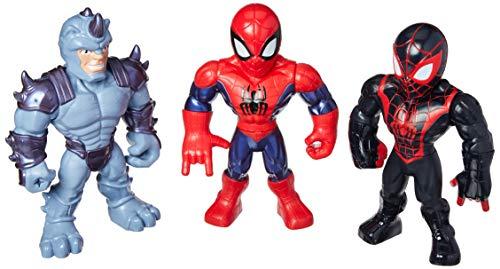 Playskool Super Hero Adventures Mega Mighties 3 Figuras Pack - E4842 Playskool