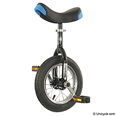 """Hoppley 12"""" Unicycle - Perfect starter for the beginner ages 3-5!"""