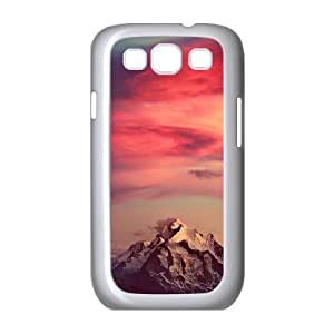 Samsung Galaxy S3 Cases, Swiss Alps, Switzerland. Cheap Cute Cases for Samsung Galaxy S3 {White}
