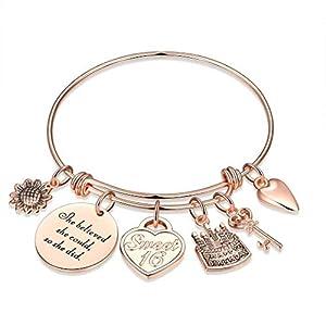 M Mooham Birthday Charm Bracelet