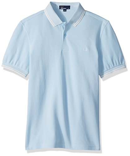 Sky Tipped Twin Polo Blue Fred F69 Oxford Uomo Fp Perry FqTcZ60P