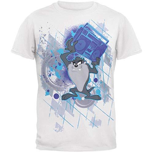Youth Tunes Looney T-shirt - Looney Tunes - Taz Box Youth T-Shirt