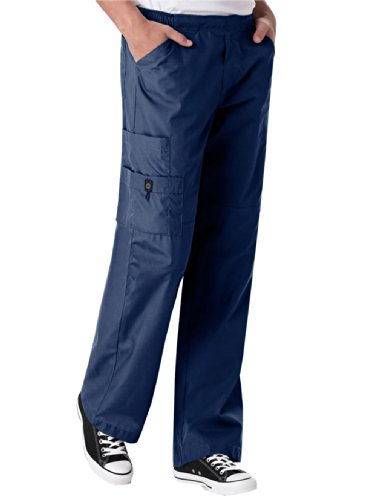Wink 'Men's Pull-Cord Waist Pant' Navy 3X-Large (Pull Navy)