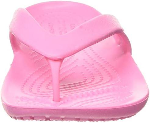 Crocs Women's Kadee II Flip Flop, pink