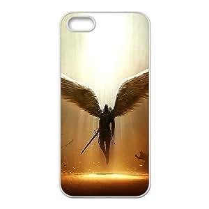 Y-M-D Fantasy Angel Black hard case cover iPhone 5/5S custom