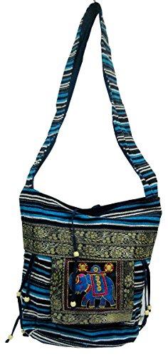 Tracolla Donna La India Multicolore Borsa A Per Crafts Of OIqA88