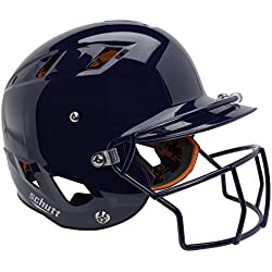 Sports Casco de Béisbol color negro para niños