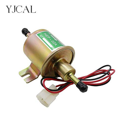 CUSODI   Pumps   Electronic Fuel Pump HEP 02A 12V 24V Car Modification Gas Diesel Low Pressure Petrol for Motorcycle Toyota Ford Yanmar ()