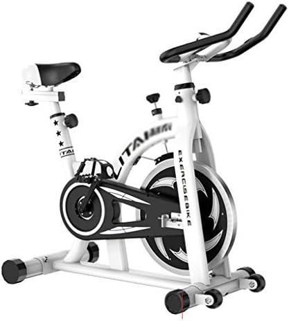 Bicicletas de Spinning Gimnasio Ultra silencioso Indoor Fitness Equipo de Ejercicio con Pantalla LCD (Color : Black, Size : 110 * 51 * 115cm): Amazon.es: Hogar