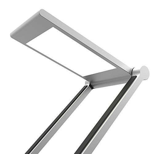 CTA Digital Foldable LED Desk Lamp Stand for Smartphones & Tablets up to 11.25'' in Length PAD-FLD by CTA Digital (Image #5)